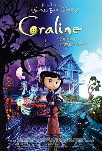 Coraline Movie Review Fiction With Kay